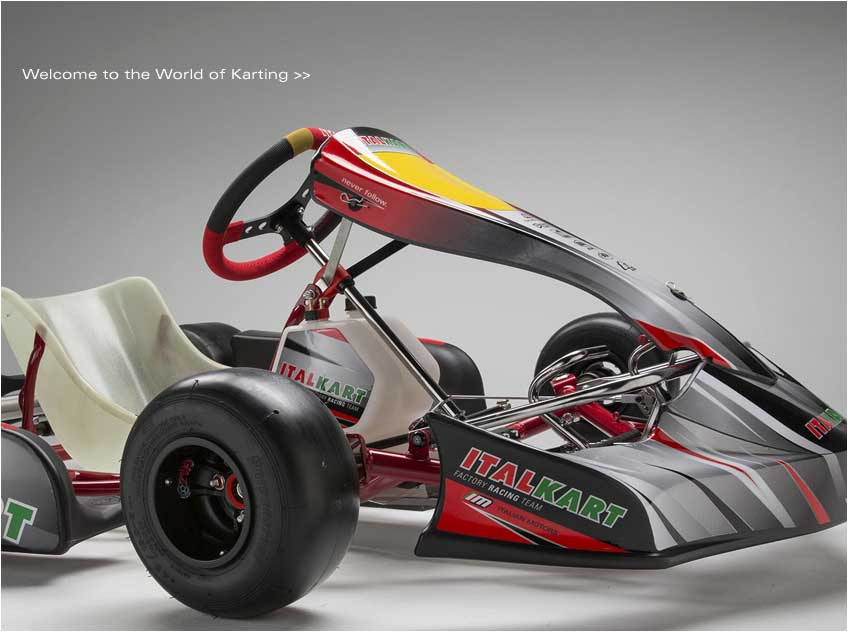 Italkart Welcome